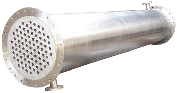 Single Pass tube Heat exchanger