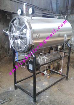 cylindrical autoclave, horizontal cylindrical autoclave sterilizer, Fully Automatic Sterilizer, Sliding Door Steam Sterilizer Sterilizer for Pharmaceutical, laboratorie, biopharma, sterilizer for tissue culture laboratories