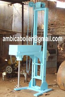 high speed disperser, hydraulic high speed dispersar, dispersar, dispersar for pacralic paint, Putty, Mixing
