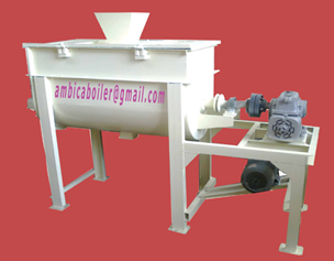ribbon blender, powder mixer, pug mill, putty mixer